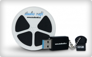 Představujeme 8mm film – USB flash disk