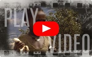 Etiopie na 8mm filmu. Naskenovaný a upravený 8mm film