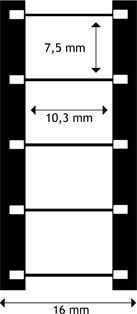 Digitalizace Normal 16mm filmu