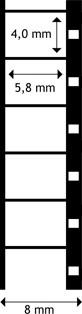 Skenování Super 8mm filmů