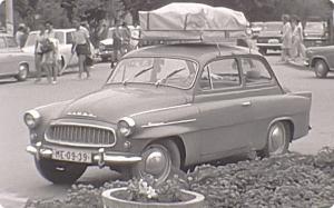 Škoda Octavia, 8mm film a nostalgie