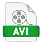 8mm film do AVI