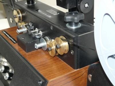 Skenování 8mm, 9,5mm a 16mm filmů