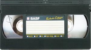 Převod VHS