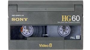 Přepis Video8, Hi8