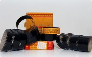 Vznik, historie a vývoj starých kotoučových celuloidových 8mm filmů